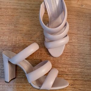 Avec Less Filles Blush High Heel Shoes